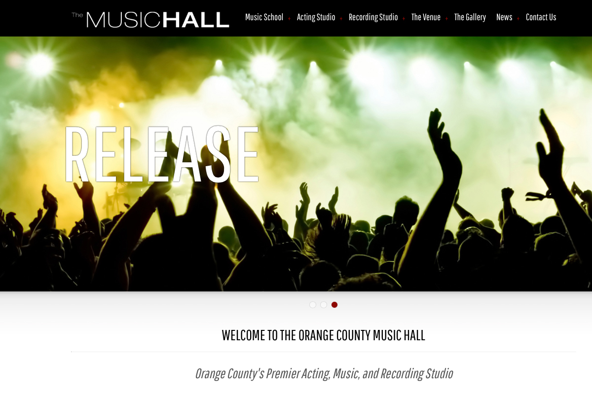 Orange County Music Hall