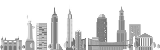 Grey Buildings
