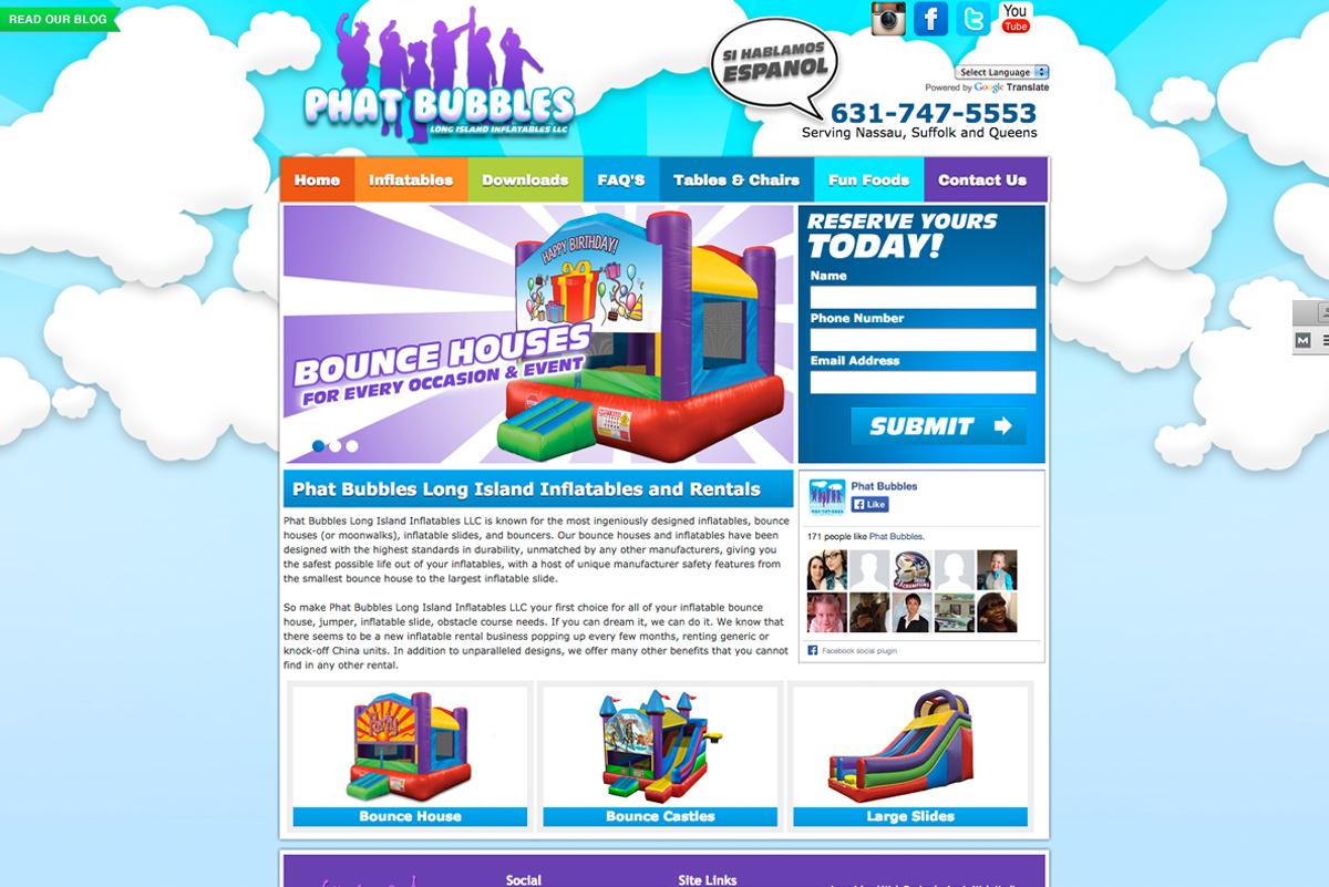 We Make Awesome Websites