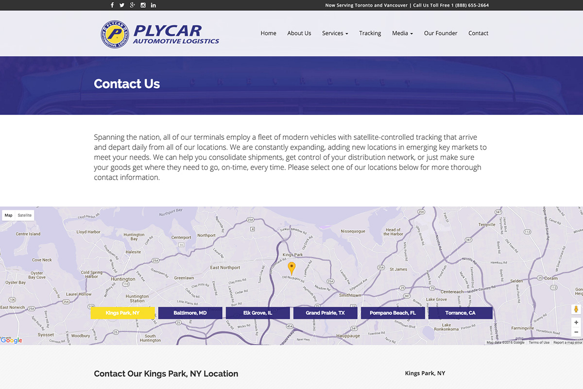 Plycar Automotive Logistics